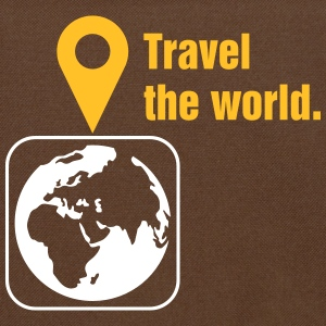 Travel the world Borse & zaini - Tracolla