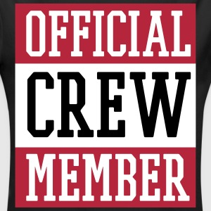 Official Crew Member  Pullover & Hoodies - Baby Bio-Langarm-Body
