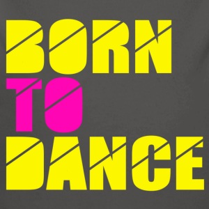 born to dance Sweaters - Baby bio-rompertje met lange mouwen