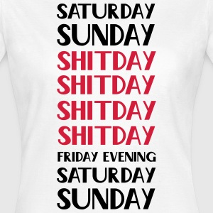 Weekend T-Shirts - Frauen T-Shirt