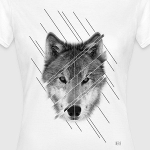 wolf T-Shirts - Frauen T-Shirt