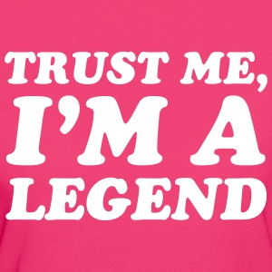 Legend T-shirts - Ekologisk T-shirt dam