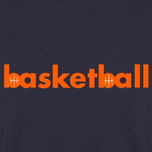 basketball Hoodies & Sweatshirts - Men's Sweatshirt