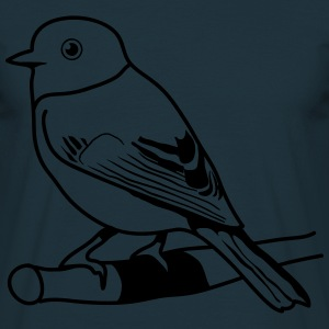 Sparrow bird animal nature design T-Shirts - Men's T-Shirt