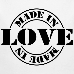 made_in_love_m1 Pullover & Hoodies - Baby Bio-Langarm-Body