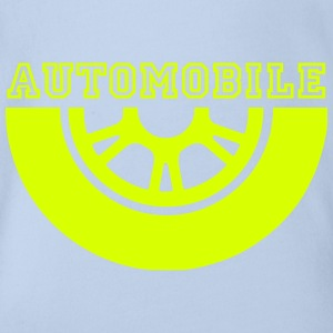 automobile Tee shirts - Body Bébé