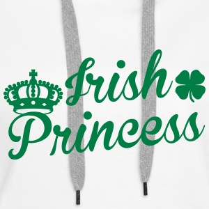 Irish Princess Hoodies & Sweatshirts - Women's Premium Hoodie