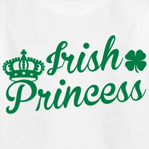 Irish Princess Shirts - Kinderen T-shirt