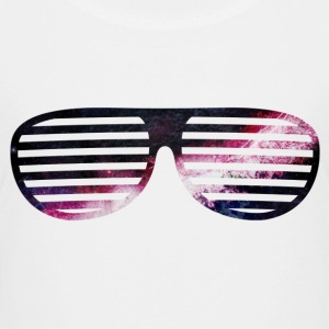 galaxy glasses galaxy bril Shirts - Kinderen Premium T-shirt