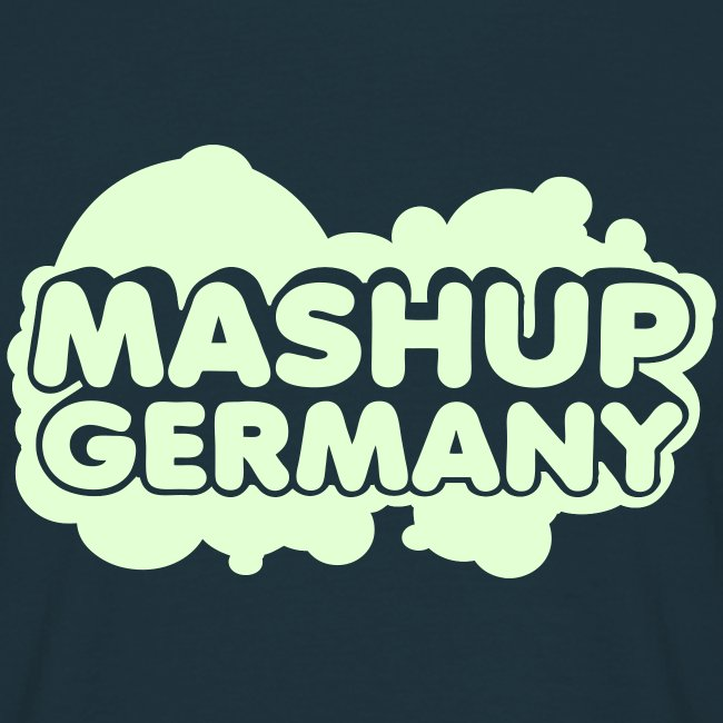 Mashup-Germany Shirt Black/White