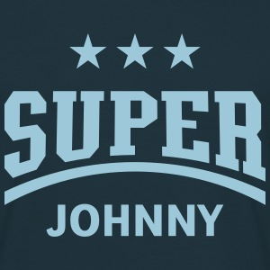 Super Johnny T-Shirts - Männer T-Shirt