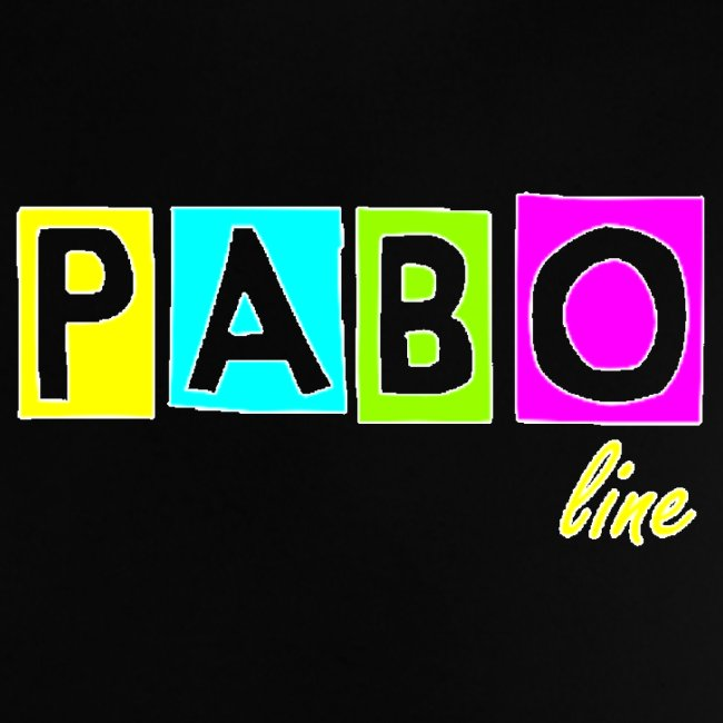 "Baby T-shirt ""PABO line"""