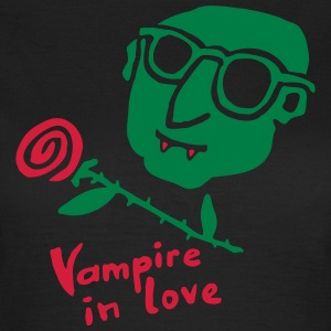 Vampire in Love T-Shirts - Frauen T-Shirt