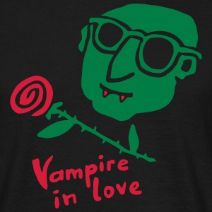 Vampire in Love T-Shirts - Männer T-Shirt