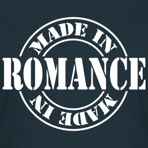 made_in_romance_m1 T-shirts - T-shirt dam