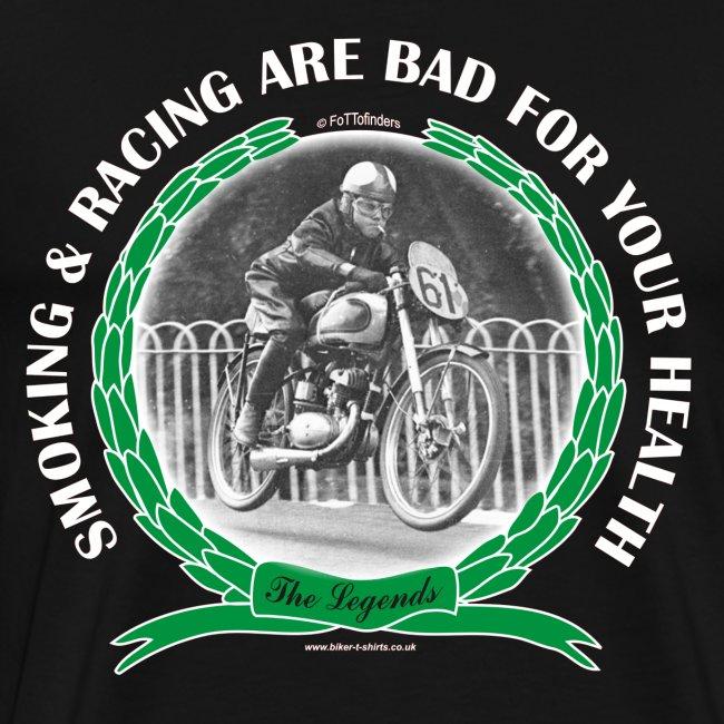 Smoking and Racing