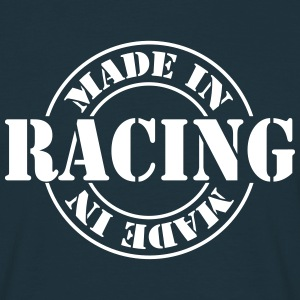 made_in_racing_m1 T-shirts - Herre-T-shirt