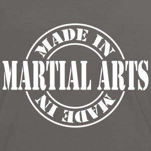 made_in_martial_arts_m1 T-shirts - Dame kontrast-T-shirt
