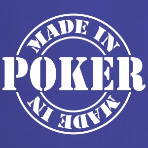 made_in_poker_m1 Forklæder - Forklæde