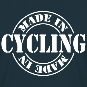 made_in_cycling_m1 T-shirts - Herre-T-shirt