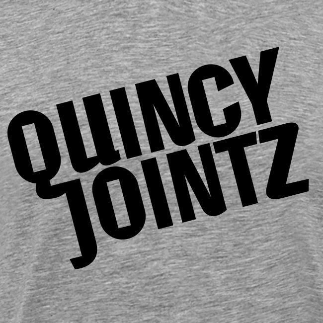 Quincy Jointz grey/black