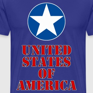 united states 11 T-Shirts - Men's Premium T-Shirt