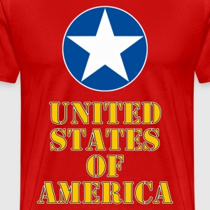 united states 12 T-Shirts - Men's Premium T-Shirt
