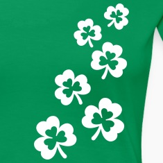 St. Patricks Day Shamrock Clover Gift Lucky Charm  T-Shirts