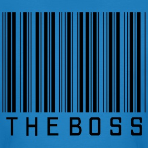 the boss barcode T-Shirts - Männer Bio-T-Shirt