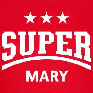 Super Mary T-Shirts - Women's T-Shirt