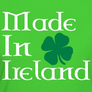 Made In Ireland T-Shirts - Frauen Bio-T-Shirt