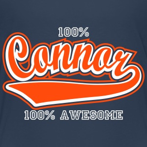 Connor - Personalised  t-shirt with your name. Shirts - Teenage Premium T-Shirt