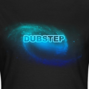 dubstep space blue T-skjorter - T-skjorte for kvinner