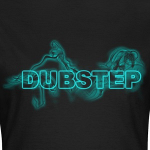 dubstep smoke blue T-shirts - Vrouwen T-shirt