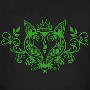 Fox spring summer What does the fox say forest eco T-Shirts - Men's Organic T-shirt