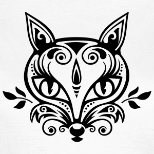 Fox What does the fox say? forest spring summer T-Shirts - Women's T-Shirt