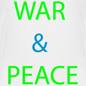 War & Peace Shirts - Teenager Premium T-shirt