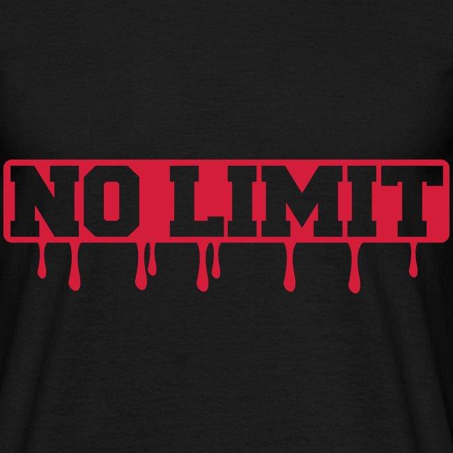 T-Shirt No Limit