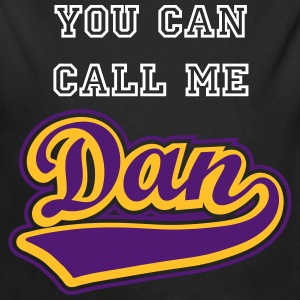 Dan - T-shirt Personalised with your name. Hoodies - Longlseeve Baby Bodysuit