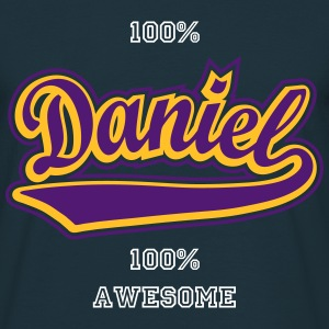 Daniel - T-shirt Personalised with your name. T-Shirts - Men's T-Shirt