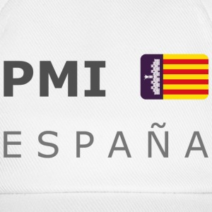 Base-Cap PMI ESPAÑA MF dark-lettered - Baseballkappe