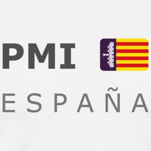 PMI MF ESPAÑA dark-lettered 400 dpi T-Shirts - Men's Premium T-Shirt