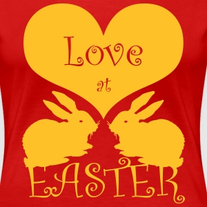Love at Easter T-Shirts - Women's Premium T-Shirt