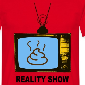program reality show Tee shirts - T-shirt Homme