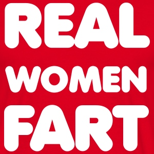 Real Women T-skjorter - T-skjorte for menn
