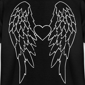 Angel Wings_V2 Shirts - Kinderen T-shirt