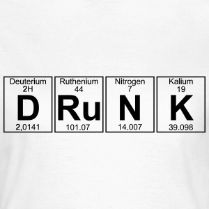 D-Ru-N-K (drunk) T-Shirts - Frauen T-Shirt