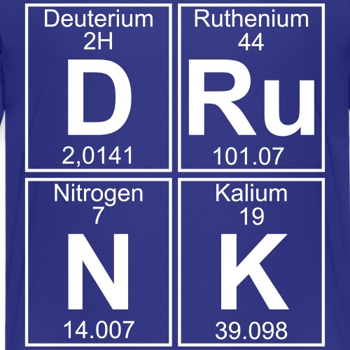 D-Ru-N-K (drunk)