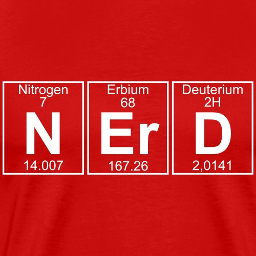 N-Er-D (nerd)