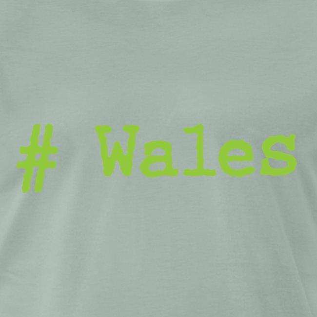 'Hash tag' Wales